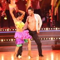 VIDEO: Janel Parrish Performs Saucy Samba on DANCING WITH THE STARS