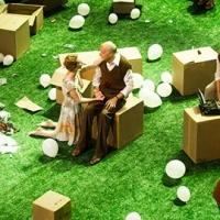 BWW Reviews:  Companhia Hiato Brings Creative O JARDIM to Kennedy Center