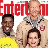 PHOTO: Original Casts of GHOSTBUSTERS, MEAN GIRLS & More Reunite for Special EW Cover