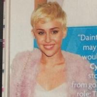 Miley Cyrus on Playing Tinker Bell in NBC's Live PETER PAN: 'I Would Rather Choke on My Own Tongue'