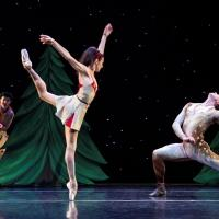 BWW Reviews: LAR LUBOVITCH Dance Company at the Joyce
