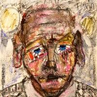 Trident Gallery Presents: 'Dennis Flavin: Figures'