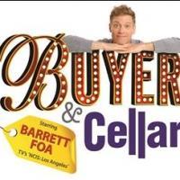 Barrett Foa Begins Performances Tonight in BUYER & CELLAR!