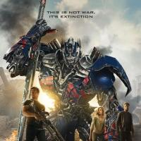 First Look - New Poster Art for TRANSFORMERS: AGE OF EXTINCTION