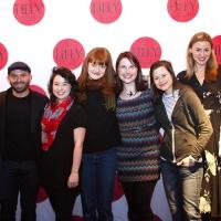 Photo Flash: The Lilly Award Foundation Celebrates Reading of Meg Miroshnik's THE TALL GIRLS