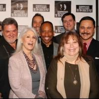 Photo Coverage: THE TWO-CHARACTER PLAY's Opening Night Theatre Arrivals