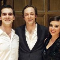 Ben Edquist, Arlo Hill and Natalie Ballenger Named Winners of 2014 LOTTE LENYA COMPETITION