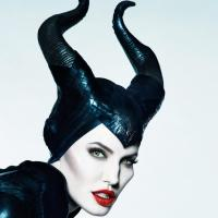 Photo Flash: Angelina Jolie in MALEFICENT IMAX Poster