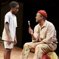 Photo Flash: First Look at World Premiere of THE PAINTED ROCKS AT REVOLVER CREEK at Signature Theatre