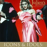 Madonna Memorabilia Among Highlights of 'Icons of Rock n' Roll' Auction Event