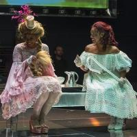 BWW Reviews: Steppenwolf's MARIE ANTOINETTE Glitters, But is Not Gold