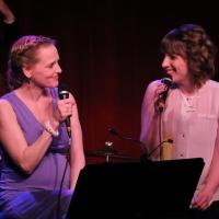 Photo Flash: BEAUTIFUL's Anika Larsen, Jessie Mueller and Jarrod Spector Celebrate SING YOU TO SLEEP at Birdland