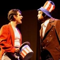 Photo Flash: First Look - Hudson Guild Theatre's A TIME TRAVELER'S TRIP TO NIAGRA