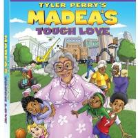 Madea Gets Animated in Tyler Perry's New Film MADEA'S TOUGH LOVE, on DVD Today