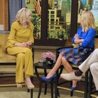 Photo Flash: 'Assembled Parties' Star Judith Light Visits LIVE