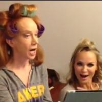 STAGE TUBE: Kristin Chenoweth and Kathy Griffin Sing for Josh Groban