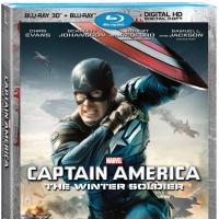 CAPTAIN AMERICA: THE WINTER SOLDIER Heads to Blu-ray/DVD Today