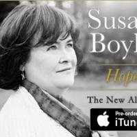 Susan Boyle Releases Sixth Album 'Hope' Today