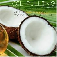 Oil Pulling Has Gone Viral