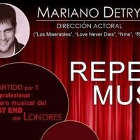 Vuelven los cursos de repertorio de musicales a Madrid y Barcelona