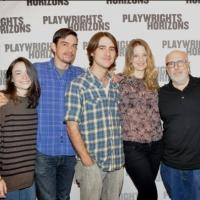 Photo Coverage: The Cast of GRAND CONCOURSE Meets the Press