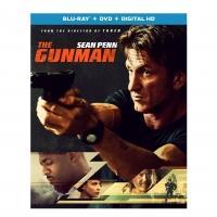 THE GUNMAN, Starring Sean Penn, Comes to Digital HD Today