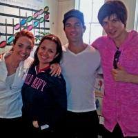 Photo Exclusive: Boggess, Salonga, Karimloo, Shirota Rehearse for 4 STARS Concert