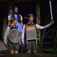 BWW Reviews: Wheelock Family Theatre's ALICE Appeals to the Little Ones