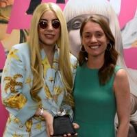 LADY GAGA Becomes RIAA's First Female Digital Diamond Award Recipient