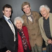 Photo Flash: Charlotte Rae and Jerry Stiller Visit A GENTLEMAN'S GUIDE TO LOVE AND MURDER on Broadway