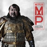 Photo Flash: New Character Posters for Netflix's MARCO POLO