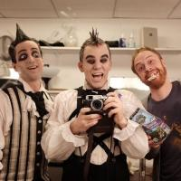 Photo Flash: Saturday Intermission Pics - Feb. 21 Part 2 - ON THE TOWN, NEVERMORE, and More!