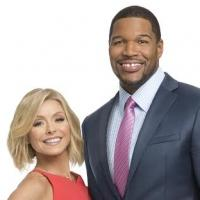 Anthony Anderson, Jeff Gordon & Caroline Wozniacki Set for LIVE WITH KELLY AND MICHAEL's Easter Egg Roll on Monday