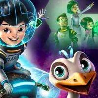 Disney Junior Orders Second Season of MILES FROM TOMORROWLAND