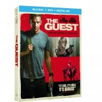 Dan Stevens Stars in Thriller THE GUEST, Coming to Blu-ray/DVD 1/6