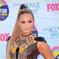 Demi Lovato Among Nominees Announced for TEEN CHOICE 2013