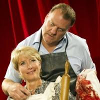 Photo Flash: Sneak Peek at Emma Thompson and Bryn Terfel in ENO's SWEENEY TODD Photos