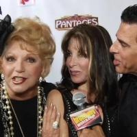 BWW TV: Loni Anderson, Jo Anne Worley, Robert Townsend and More Red Carpet Arrivals of SISTER ACT at Pantages