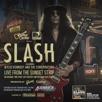 SLASH's 'Raised On The Sunset Strip' Documentary Airs Tonight