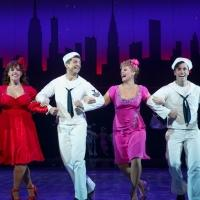 Meet the Company of Broadway's ON THE TOWN- Opens at the Lyric Theatre Tonight!