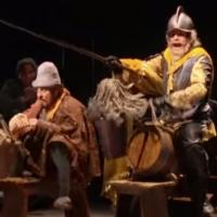 STAGE TUBE: Watch Highlights from Shakespeare Theatre Company's MAN OF LA MANCHA, Starring Anthony Warlow