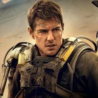 Tom Cruise's EDGE OF TOMORROW is Weekend's #1 Film Worldwide!