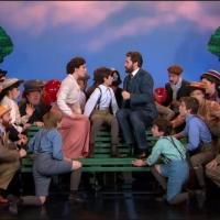 VIDEO: Matthew Morrison, Laura Michelle Kelley & FINDING NEVERLAND Cast Perform 'Believe' on GMA