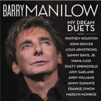 'My Dream Duets' Becomes 15th Top 10 Album for BARRY MANILOW!