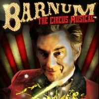 Mercury Theater's BARNUM Offers April Showers Deal