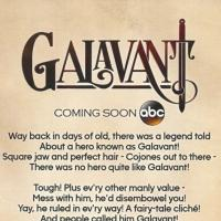 Learn The Lyrics To Title Song From Alan Menken's New Musical Series GALAVANT