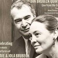 Drummer Dan Brubeck to Release 'Celebrating the Music and Lyrics of Dave & Iola Brubeck,' 4/28