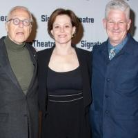 Photo Coverage: Sigourney Weaver, Rebecca Naomi Jones & More Turn Out for Signature Theatre's Annual Gala