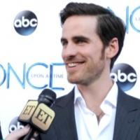 VIDEO: ONCE UPON A TIME's Colin O'Donoghue and Jennifer Morrison Chat Season 4 Romance