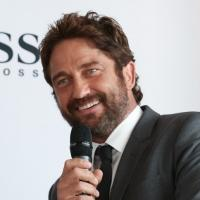 Gerard Butler is the New Face of BOSS BOTTLED Campaign